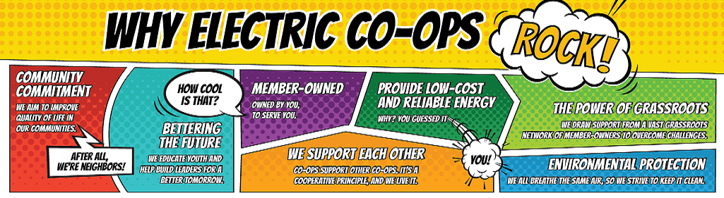 Why co-ops rock